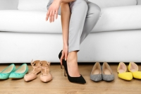 How High Heels May Cause Damage to Your Feet